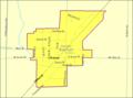 Detailed map of Walton, Kansas.png