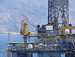 Detalle, Plataforma petrolífera, Santa Cruz de Tenerife, España, 2015.JPG