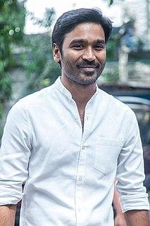 Dhanush Indian actor