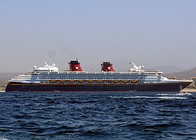 Disney Magic a Cabo San Lucas, Messico