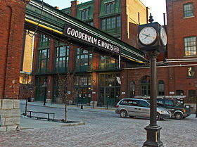 Distillery District, Toronto, Canada, 2006.jpg