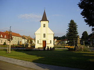 Dobrochov Municipality in Olomouc, Czech Republic