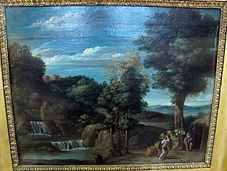 Landscape with a Hermit