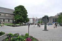 Domkirkeplassen Stavanger.JPG
