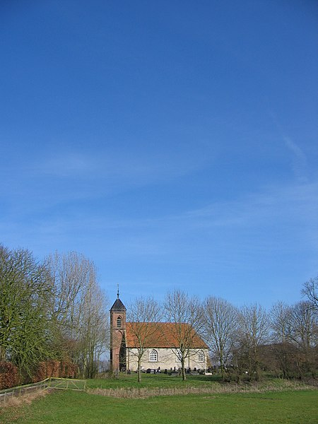 ファイル:Dorkwerd church1.jpg