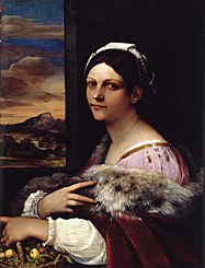 A Young Roman Woman