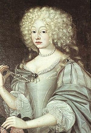 Dorothea Marie of Saxe-Gotha-Altenburg - Image: Dorothea Maria of Saxe Gotha, duchess of Saxe Meiningen