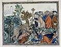 Douce Apocalypse - Bodleian Ms180 - p.050 - beast slays the saints.jpg