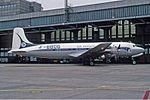 Douglas DC-6A, G-SIXC Air France F-BBDG, Air Atlantique.jpg