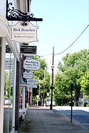 Downtown Abingdon, Virginia