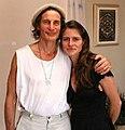 Dr. Gabriel Cousens and raw foodist Ursula Jahara.jpg