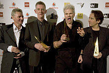 Dragon at the ARIA Hall of Fame.jpg