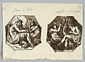 Drawing, Jupiter and Hebe, Apollo and Terspsichore., 1815 (CH 18122137).jpg