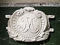 Dronning Anne Sophies monogram (Kongernes Lapidarium).JPG