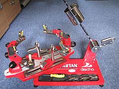 Drop weight stringing machine DISCHO-Veritas OR.JPG