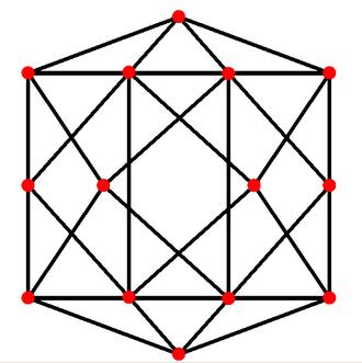 Truncated octahedron - Image: Dual cube t 12 v