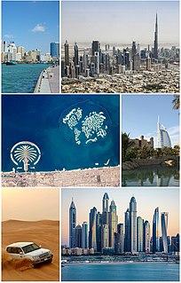 Dubai Metropolis in United Arab Emirates