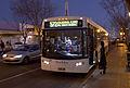 Dubbo buslines bus route 572 at Dubbo CBD, NSW, Australia.jpg