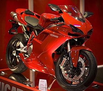 Ducati 1098 - Image: Ducati 1098 2