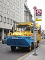 Duck Tours vehicle at the London Eye bus stop in Chicheley Street - geograph.org.uk - 1229215.jpg