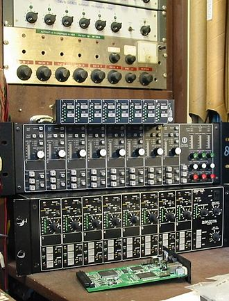 Dan Dugan (audio engineer) - Generations of Dugan's automixers