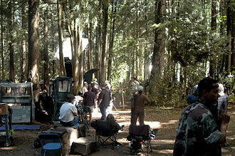 In the Name of the King - Parts of the film were shot in Robert Burnaby Park
