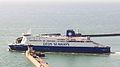 Dunkerque Seaways - DFDS Seaways - leaving the Port of Dover-4085.jpg