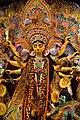 Durga - Falguni Sangha - Suren Tagore Road - Kolkata 2013-10-11 3374.JPG