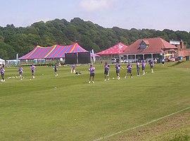 The Racecourse Wikipedia