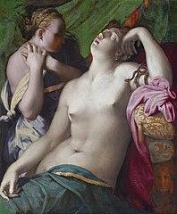 La Mort de Cléopâtre