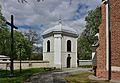 Dzwonnica kościół św. Jakuba na Tarchominie w Warszawie 2017.jpg