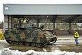EAS Bradleys arrive in Grafenwoehr (12219032266).jpg