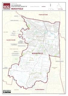 Electoral district of Morayfield State electoral district of Queensland, Australia