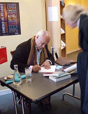 Éric-Emmanuel Schmitt - Image: EE Schmitt 2