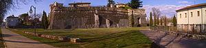 Uskok War - Gradisca Castle