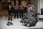 EOD Marines display practicality of robots 111012-M-FL266-070.jpg