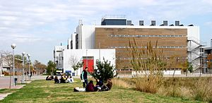 Castelldefels School of Telecommunications and Aerospace Engineering - EETAC