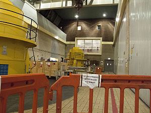 Turlough Hill - Generator Hall