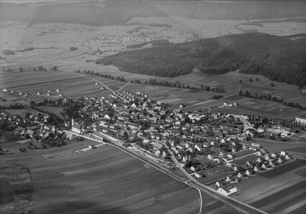 Aerial view (1955)