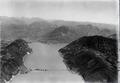 ETH-BIB-San Salvatore, Damm von Melide, Lugano, Gotthard v. S. aus 2000 m-Inlandflüge-LBS MH01-002060.tif