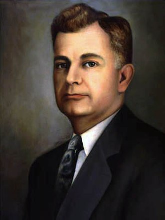 1956 Louisiana gubernatorial election - Image: Earl Long portrait