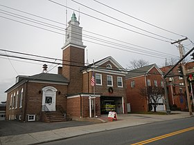 Eastchester NY Fire HQ Main St cloudy jeh.jpg