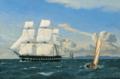 Eckersberg Fregat 1845.png