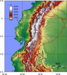 f064cefc5 Ecuadorian topography