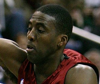 Eddie Jones (basketball) - Jones in February 2007 with the Miami Heat.