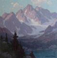 Edgar Payne Sierra Peaks, Sierra Nevada Mountains.png