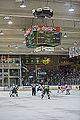 Edmonton Oilers Rookies vs UofA Golden Bears (15088655290).jpg