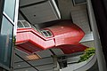 Edo-Tokyo Museum, escalator underneath.jpg
