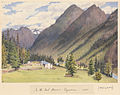 Edward Gennys Fanshawe, In the Val Bevers, Engadine, 1880 (Switzerland).jpg