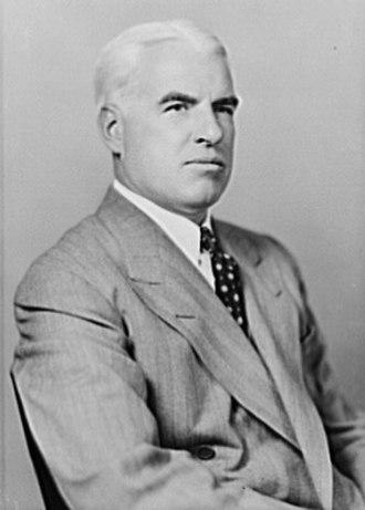 Edward Stettinius Jr. - Image: Edward Stettinius, as lend lease administrator, September 2, 1941